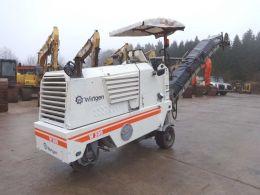 Asfalto frezavimo mašina Wirtgen W 500.
